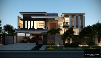 2 KANAL HOUSE AT 89 G DHA PHASE 8 LHR